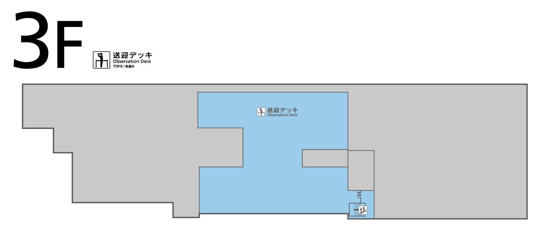 3F层地图