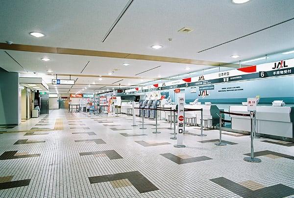 1 F여객 터미널